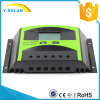 軽いタイマー制御Ld60bを用いる太陽電池パネルのコントローラ12V 24V 60A LCDの表示