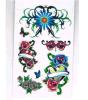 De tijdelijke Sticker van de Tatoegering