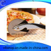 新製品の卸売のステンレス鋼ピザ歯切り工具のナイフ