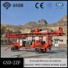 Gdd - 2zf Mechanical Trailer Mounted Portable Drilling Rig