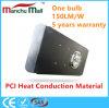 lampe extérieure matérielle de l'ÉPI DEL de conduction de chaleur de PCI de 60W-150W IP67