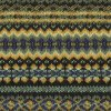 Elegante de lana barato Impresión Digital Tela (XF-066)