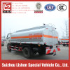 Petit camion de pétrole de camion-citerne de Dongfeng de camion diesel de réservoir de carburant