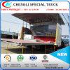 4meters 길이 Dongfeng DFAC 4X2 수레 단계 트럭