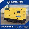 gerador Diesel silencioso 3-Phase de 7kw 9kVA Perkins (GPP9S-I)