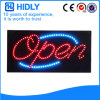 Hidly 장방형 낮은 전압 LED 열려있는 표시