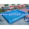 パッディングのプールの正方形の膨脹可能なプールか青く膨脹可能な水プール