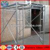 Échafaudage enroué galvanisé plongé chaud durable Russie (usine à Foshan depuis 1999)