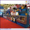 Machine van uitstekende kwaliteit van de Extruder van de Kabel van pvc van de Motor Duitsland-Siemens de Plastic