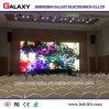 Pantalla de visualización video al aire libre de interior fija de pared del LED