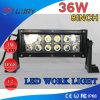 Barra clara Offroad do diodo emissor de luz da lâmpada 36W 8inch ATV do diodo emissor de luz do CREE auto