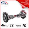 Hoverboard con el motor plástico del shell 250W