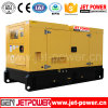 Schalldichter elektrischer Strom-Diesel-Generator des einphasig-15kVA