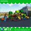 Neuer und attraktiver Kindergarten-im Freien Spielplatz-Urwaldserie