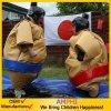 方法によってSumoのカスタマイズされる泡によってパッドを入れられるスーツ、Sumo苦闘するスーツ
