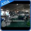 Шарик зеркала партии для модного парада, серебряного раздувного воздушного шара зеркала PVC