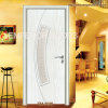 Porte en verre de PVC de forces de défense principale, porte de HDF, porte bon marché, porte d'optimums