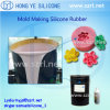 RTV-2 Mold Making Silicone Rubber für Soap Mold Free Samples