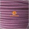 Cabo liso redondo do cabo de poder do fio elétrico da tela