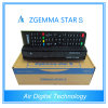 Receptor satélite linux original da Zgemma-Estrela S MPEG4 DVB S2 do melhor