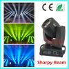 Luz móvil de la cabeza 230W Sharpy de la viga (ZY-B230)