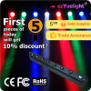 Yuelihgt LED 8PCS*10W Wash Full Color RGBW/White Beam Moving Head Light