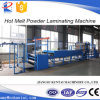 Kuntai Latest Hot Melt Powder Laminating Machine para Interlining