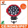 51W LED Working Light, Best Seller 3W Epistar 51W LED Working Lamp Spot voor Trucks