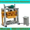 Ручная машина бетонной плиты Qt40-2