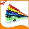 Faixas plásticas do Wristband da identificação Bracele do plástico do entretenimento (E8040-2)