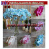 인공적인 나비 난초 실크 꽃 홈 정원 결혼식 훈장 (W1060)