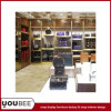 Shopping Mall를 위한 우아한 Luggage 및 Handbag Display Furnitures