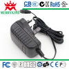 12V C.C. 1.500mA Switching Power Adapters para CCTV Camera, Toys, diodo emissor de luz Strips, C.C. 1.500m do diodo emissor de luz Lights 12V