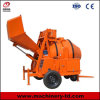 Misturador concreto Diesel de Jzr