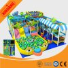Спортивная площадка театра игры скольжения малышей крытая пластичная для сбывания