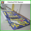 PVC 비닐 기치 메시 기치, 기치를 인쇄하는 잉크 제트