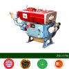 Zs1115 Dieselmotor van de Cilinder van het Water van 22 PK de Koele Enige voor Landbouw