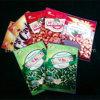Qualität gedruckter Fastfood- Nahrungsmittelwiederversiegelbarer Plastikreißverschluss-Beutel