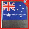 Pays de l'Australie secouant l'indicateur tenu dans la main