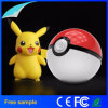 Neues Arrvial 12000mAh Pokemon gehen die große Energien-Bank der Kugel-II eine Lithium-Batterie-Telefon-Aufladeeinheit