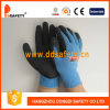 10 gants de sûreté d'enduit de latex tricotés par mesure (DKL325)