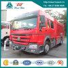 Camion 12000L de lutte contre l'incendie de mousse de Sinotruk HOWO 4X2