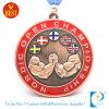 Het Worstelen van de Pols van de douane de Medaille van de Toekenning van het Kampioenschap