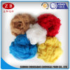 Factory Price에 있는 직접 Buy Recycled 15D*64mm Dope Dyed Polyester Staple Fiber