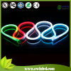 Alto brillo blanco caliente Mini LED Neon Flex luces con 80LEDs / M