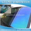 Bleu contrôlé solaire élevé de film de guichet de caméléon de Vlt à verdir
