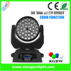 discoteca LED Moving Head Beam Light di 36PCS*10W 4in1 DJ
