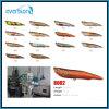 palan de pêche dur d'attrait d'attrait de pêche d'enduit de la qualité 105mm/16.5g
