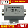 Fabrik-Preis-Audiofilter Noice Filter
