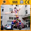 Danseur mongol gonflable neuf chaud d'air de deux pattes